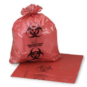 astm waste bag