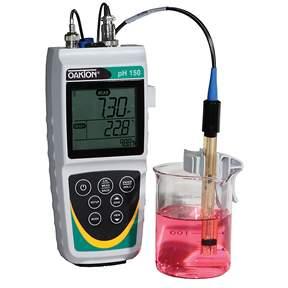 portable waterproof ph meter