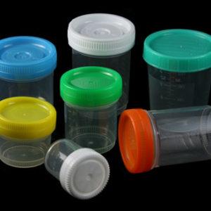 Parter Specimen Cups