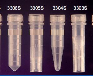graduated screw cap centrifuge tubes