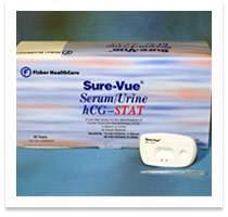 pregnancy determination kit