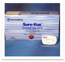 serum hcg urine test